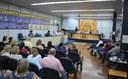 Câmara realiza audiência pública em apoio aos professores