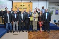 Câmara realiza Sessão Solene em homenagem ao CREA/RS