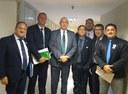 Deputados Federais sinalizam mais de R$ 2 milhões para o Município