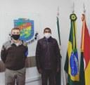 Legislativo visita o 39º Batalhão da Polícia Militar