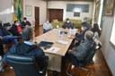 Vereadores participam de Mesa de Negociação